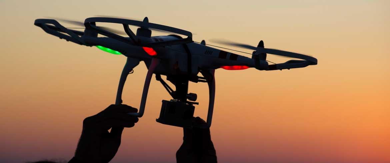 αδεια drone